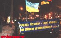 «Дегероизация» Бандеры и Шухевича не вызовет протеста у украинцев