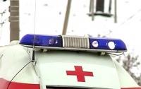 В киевском парке мужчина ударил ножом в грудь парня, налившего ему водки