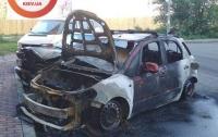 В Киевской области подожгли авто известного правозащитника