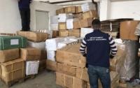 Незаконный экспорт одежды на крупную сумму разоблачили в Закарпатской области