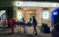 Под Львовом прогремел взрыв в COVID-больнице
