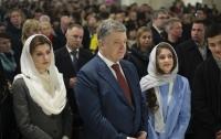 Пасха: президент пожелал украинцам твердой веры