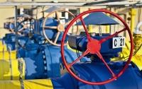 Украина увеличивает запасы газа к зиме