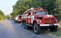 В Черкасской области уже более двух недель горят торфяники