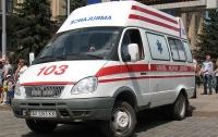 Мужчина напал на бригаду скорой помощи, приехавшую на вызов к беременной