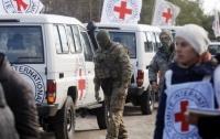 Красный Крест отправил в ОРДЛО очередные 100 тонн помощи