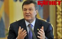 Янукович считает, что церковь и политику нельзя смешивать