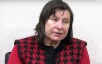 72-летнюю женщину боевики заподозрили в работе на СБУ