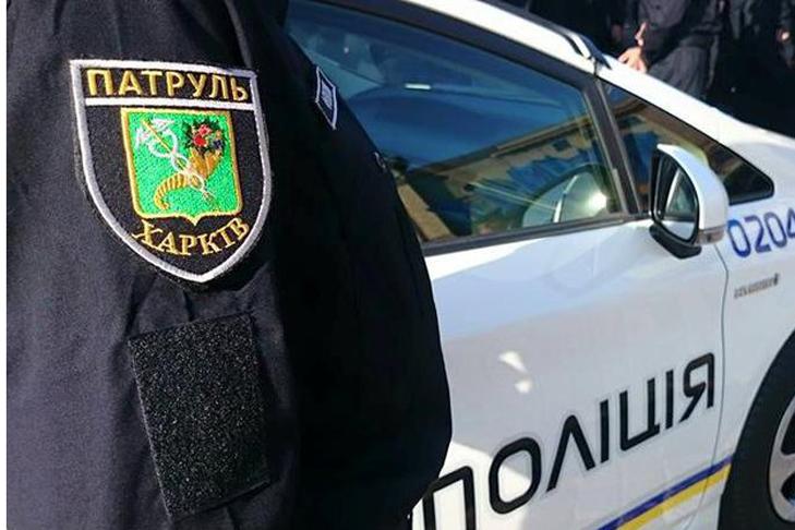 """""""Черный агитатор"""" обнаружен в Харькове"""