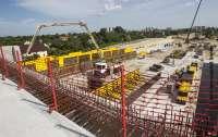 В Киеве начали строительство туннелей метро на Троещину (фото)