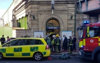 18 человек пострадали в результате взрыва в лондонском метро