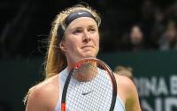 Элина Свитолина потеряла два места в рейтинге WTA