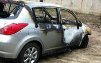 На Одесчине вновь жгут авто предпринимателей (ФОТО)