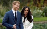 Невеста принца Гарри прошла обряд крещения