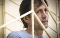 Украинского активиста Балуха этапировали в СИЗО Симферополя