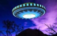 Американские телезрители увидели НЛО в прямом эфире (видео)