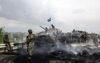 Война на Донбассе приобрела признаки обострения, - штаб ООС