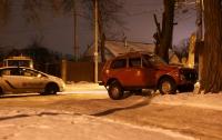 В Днепре пьяный водитель попал в ДТП в результате погони