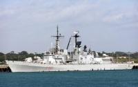 Эсминец ВМС Италии прибыл в одесский порт