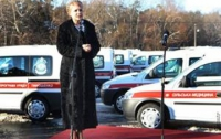 Директор «Укрмеда» ответит перед законом за тимошенковские «скорые»
