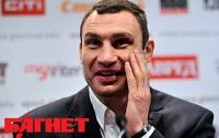 Виталий Кличко побеждает на выборах мэра Киева