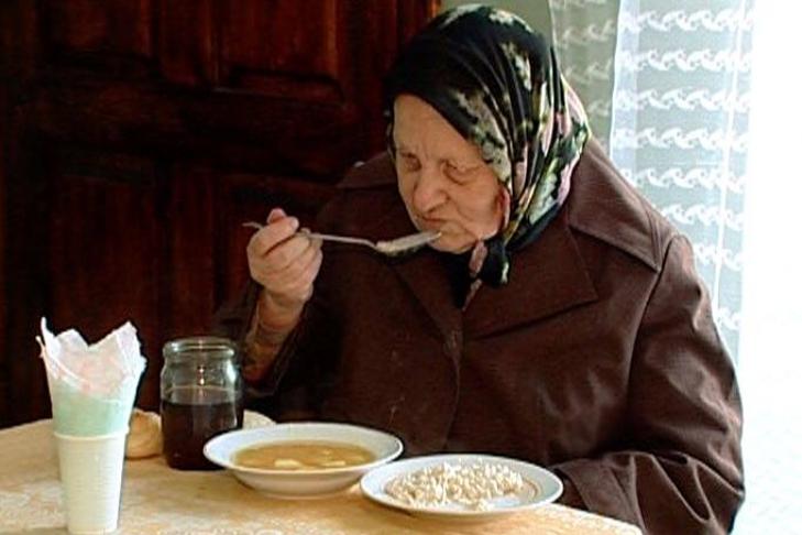 мы жили бедно постоянно недоедали важно