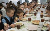 Киевские власти заинтересовались школьным питанием