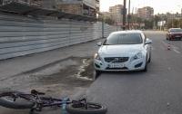 ДТП в Днепре: водитель сбил мужчину на переходе