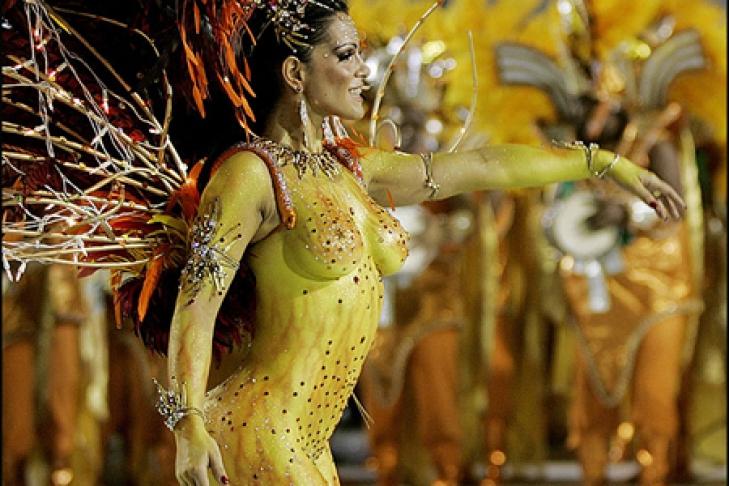 Секс танцу бразила