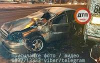 Страшное ДТП в Киеве на Окружной: двое пострадавших