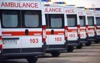 Женщину расстреляли в одном из районов столицы