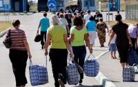 Число переселенцев в Украине значительно увеличилось