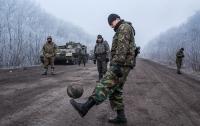 Террористы обстреляли из минометов позиции ВСУ