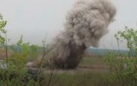 На полигоне Киевщины взорвался снаряд, погиб военный