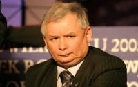 Экс-премьер Польши Качиньский признал поражение его партии на парламентских выборах