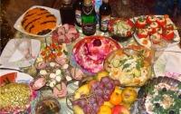 Названы самые опасные продукты для новогоднего стола