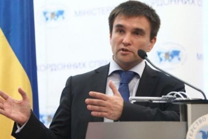 Климкин: Безвизовый режим сЕС привёл кбегству сотни тыс. украинцев