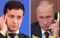 Зеленский поговорил с Путиным