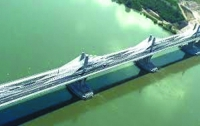 Открылся новый мост через Дунай