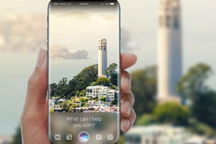 Рассекречены технические детали новейшей 3D-камеры для iPhone 8