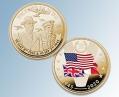 Частная компания США отчеканила монету о победителях во Второй мировой без СССР