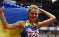 Украинка стала вице-чемпионкой Европы по легкой атлетике