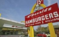 В Чикаго из-за катаклизмов снесут музей первого McDonald's