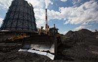 В Украине не хватает угля даже для энергосистем