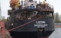 В России задержали судно с украинскими моряками