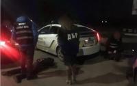 В Полтаве следователи ГБР задержали патрульных при получении взятки