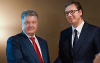 Порошенко встретился с президентом Сербии: стали известны детали