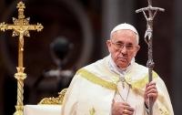 Папа Римский выделил 16 млн евро для пострадавших на Донбассе