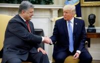 Порошенко встретится с Трампом: названы темы переговоров