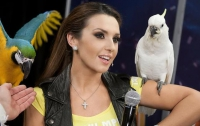 Марченко готовит шоу с попугаями (ФОТО)